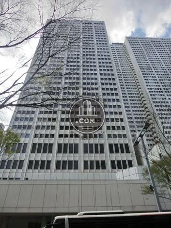 京王プラザホテル 南館の外観写真