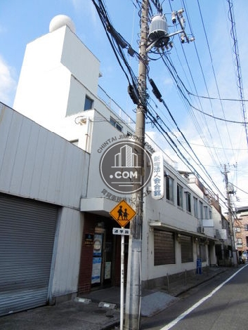 新宿法人会会館 外観写真