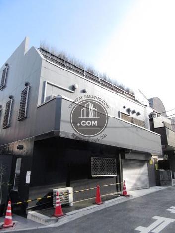 神山町ビルの外観写真