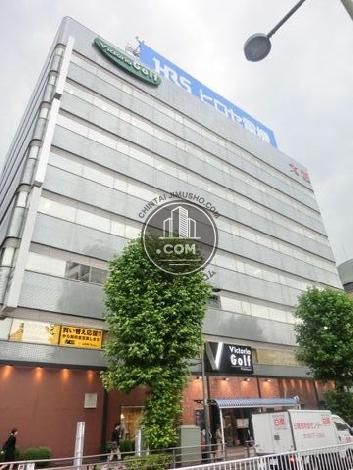 NMF五反田駅前ビルの外観写真
