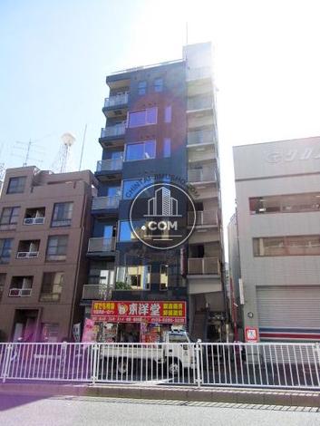 ニュー早稲田ビル 外観写真