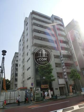 エレメンツ新宿ビルの外観写真