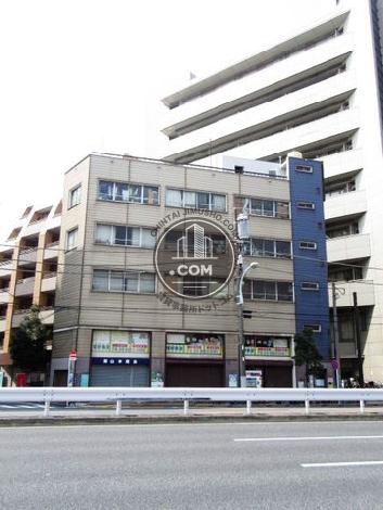 山本商会ビル 外観写真