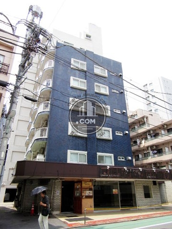 武蔵小山フラワーマンションの外観写真