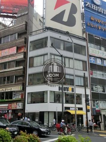 青山山崎ビルの外観写真