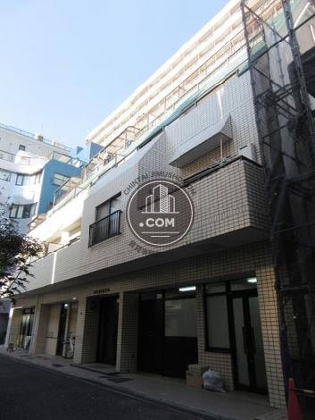 南新宿SNビルの外観写真
