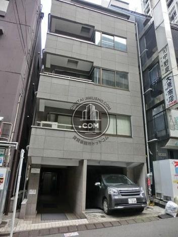 元赤坂NHビル 外観写真