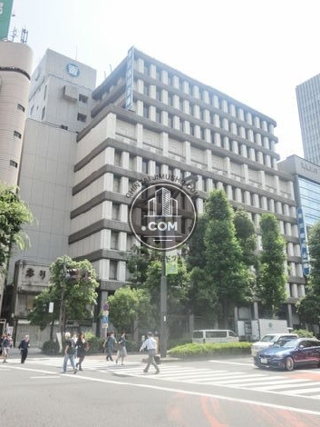 東京信用金庫本店ビルの外観写真