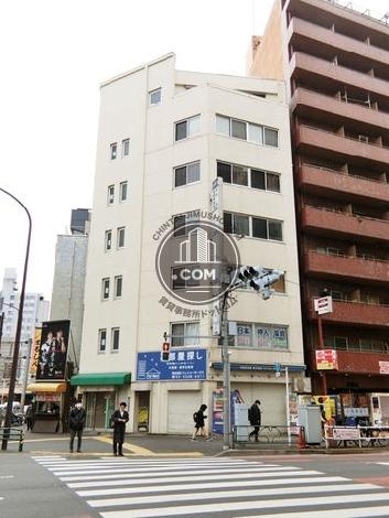 新宿久川ビルの外観写真