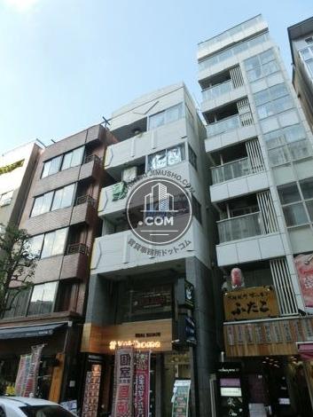 麻布十番第五早川屋ビル 外観写真