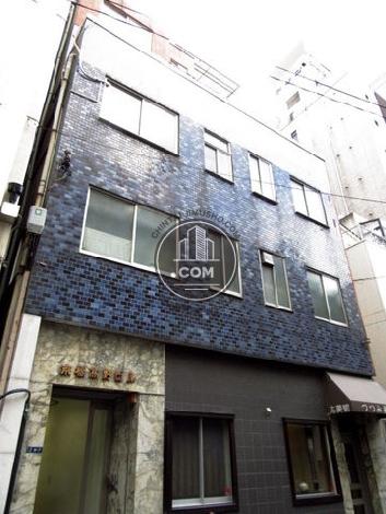 京橋高野ビルの外観写真