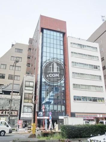 千代田三信ビルの外観写真