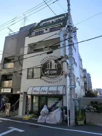 増川ビルの外観写真