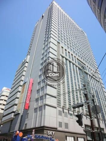 横浜スカイビル 外観写真