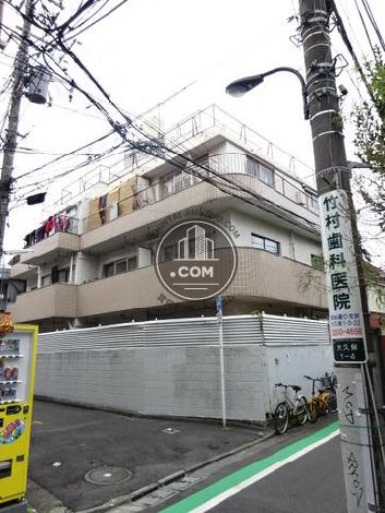 パレドール新宿Ⅱ 外観写真