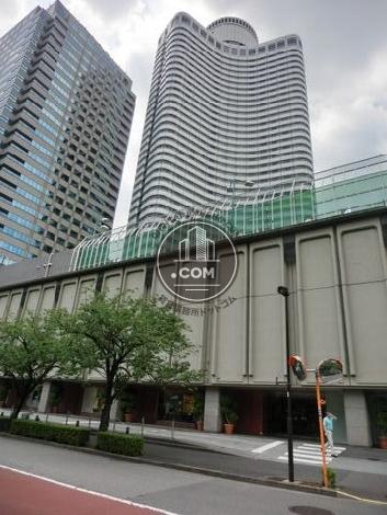ホテルニューオータニ・ガーデンタワー・ビジネスコートの外観写真