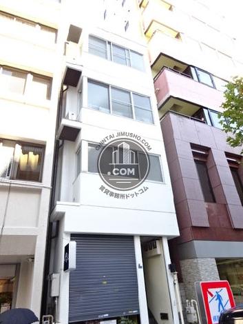 西早稲田3丁目店舗付住宅 外観写真