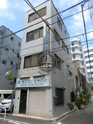 ポスコンジャパンビル 外観写真