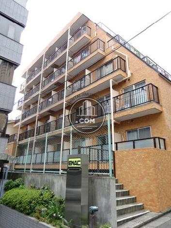 ライオンズマンション西新宿第5の外観写真