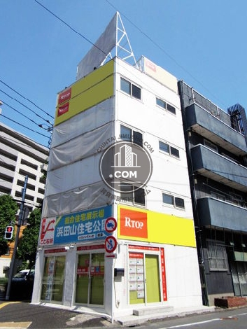 アールトップ高井戸駅前ビル 外観写真