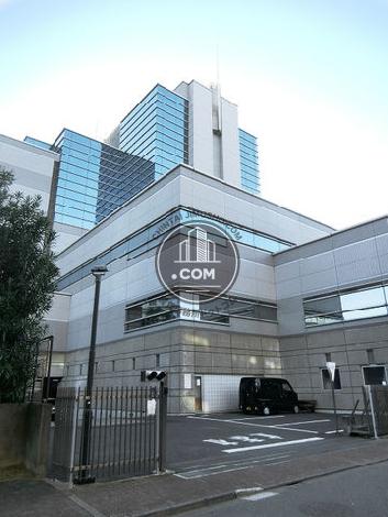日本経済新聞社南砂別館の外観写真