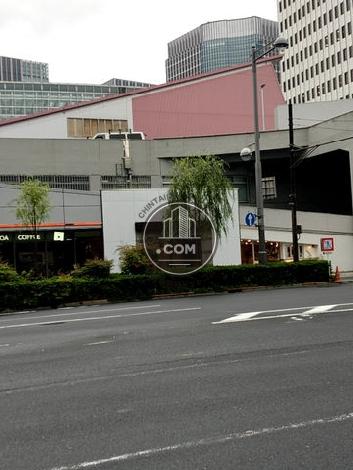 東京高速道路北有楽ビルの外観写真