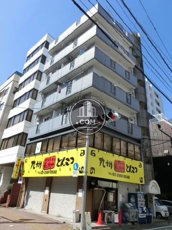 エージヤマダビル/大晃17ビルの外観写真