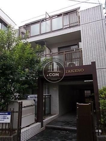 ハイツタケノの外観写真