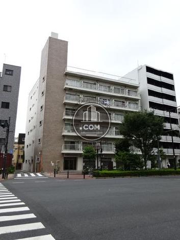 東中野パレスマンション 外観写真