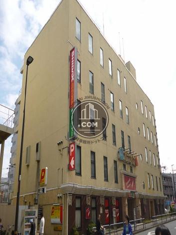 第1矢野新ビルの外観写真
