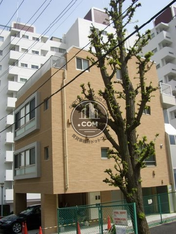 金井高輪ビルの外観写真