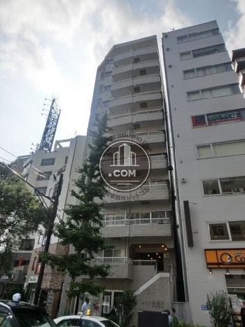 レック御成門川名ビル 外観写真