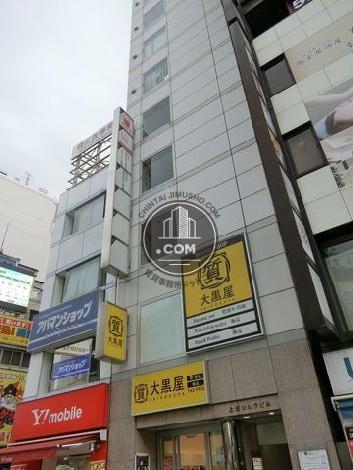 上野シルクビル 外観写真