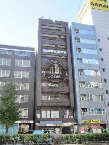 芝栄太楼ビルの外観写真