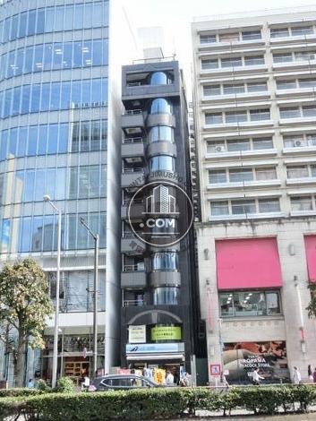 青山丸竹ビルの外観写真