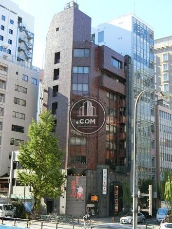 銀座大作ビルの外観写真
