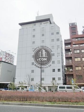 東京セントラル代々木 外観写真