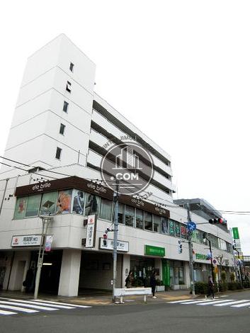 用賀駅ビルの外観写真
