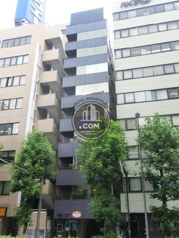 リーヴ横浜西口ビルの外観写真