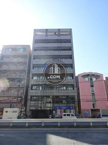 NFビル(中目黒深澤ビル)の外観写真