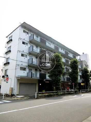 武蔵野マンションの外観写真