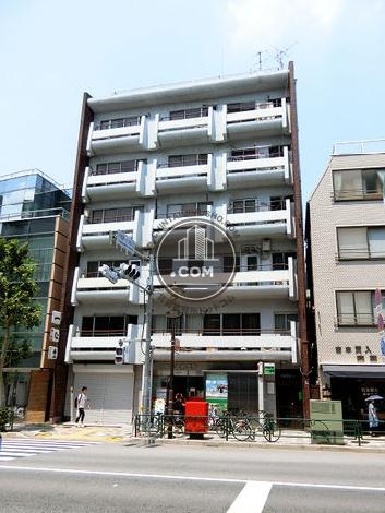 早稲田通りビル 外観写真