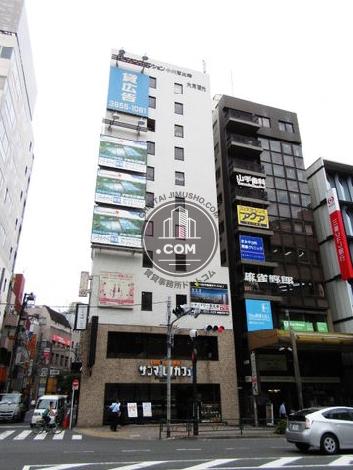ライオンズマンション小川恵比寿の外観写真