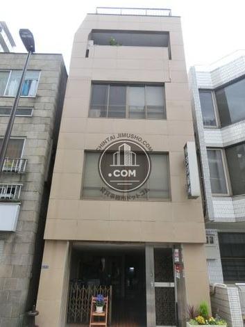 小澤印刷ビル 外観写真
