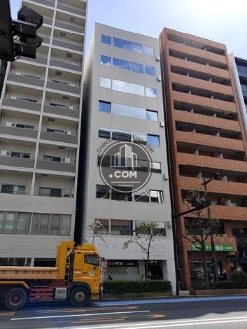 (仮称)江戸通りプロジェクト 外観写真