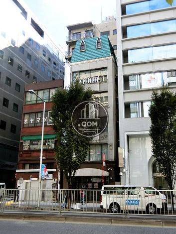 セルモ渋谷ビルの外観写真