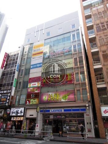 西新宿ビルの外観写真