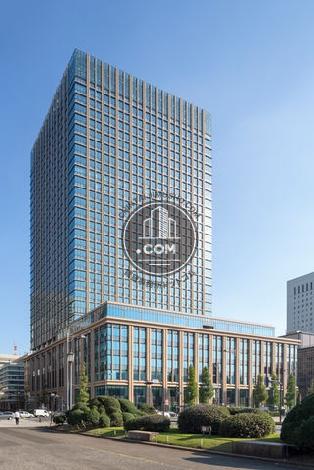 丸の内二重橋ビルディング 東京商工会議所ビル 外観写真