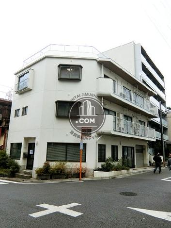 新宿区早稲田町1階貸事務所 外観写真