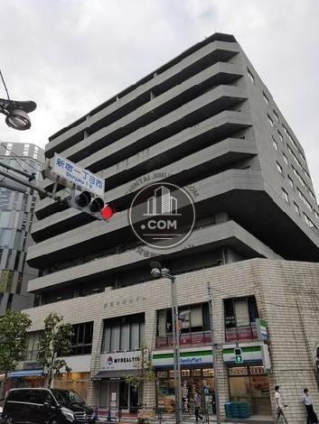 新宿セブンビルの外観写真